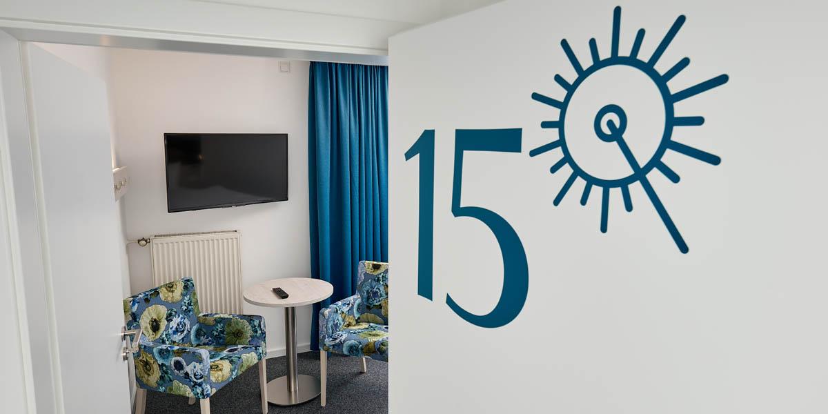 15 schöne Zimmer an der Mosel