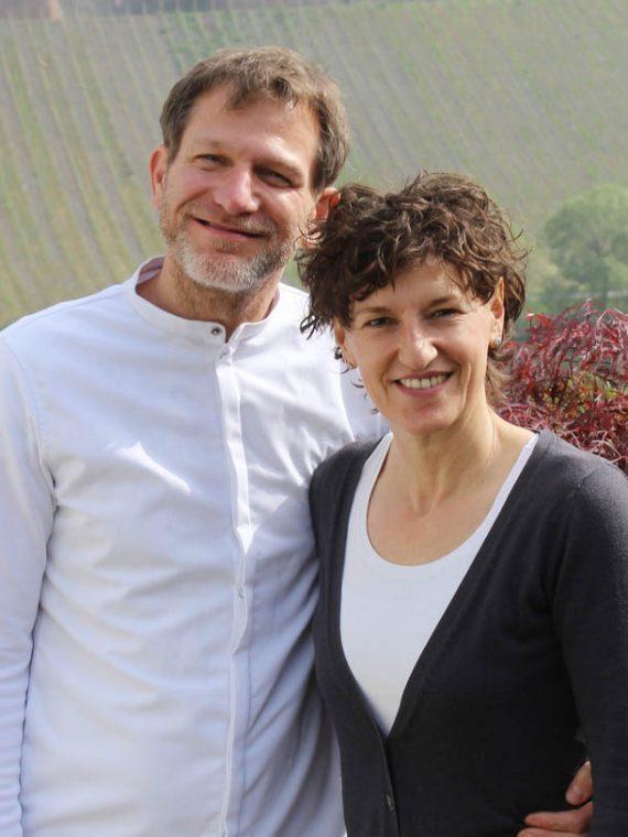 Inhaber Stefan und Katja Krebs